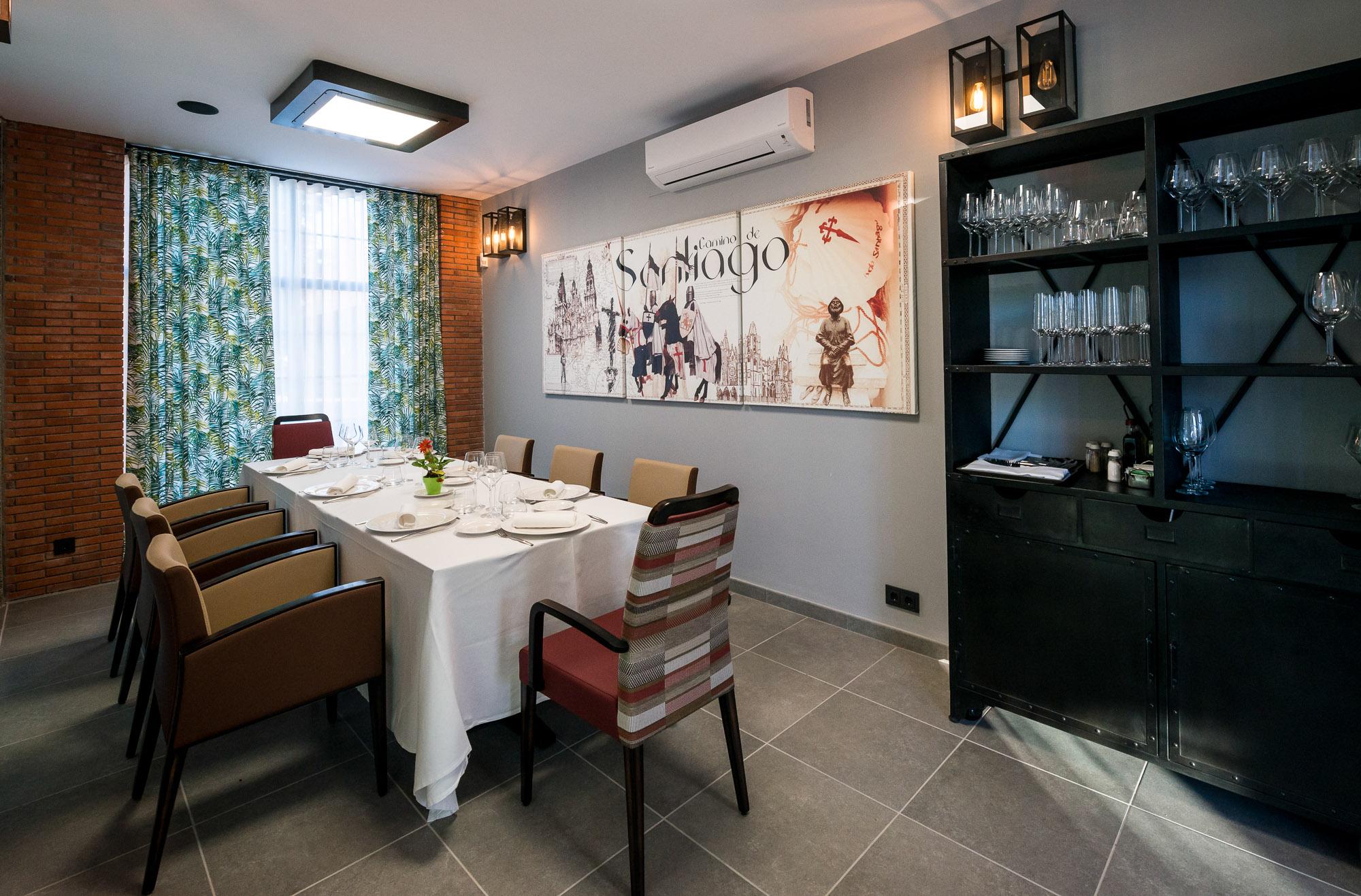 Restaurante Paso Honroso - Privado